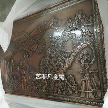 深圳 欧式|铝板雕花屏风|室内铝板浮雕壁画制作