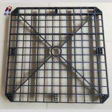 塑料网格填料产品说明_污水处理厂网格方孔填料_恒冷