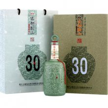 黄酒经销商,古越龙山20年30年批发09