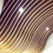 供应直销广州游泳池吊顶弧形铝方通-铝板焊接铝方通天花-欧百得