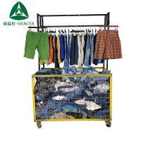 旧包包工厂旧衣服出口非洲东南亚secondhand薄款休闲男式休闲短裤