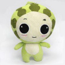 宏源玩具 足球吉祥物企业 运动吉祥物订制 马吉祥物制造
