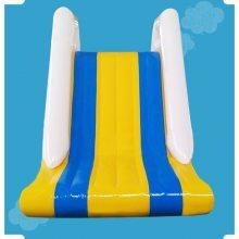 百万海洋球池道具充气三角滑梯水上乐园玩具水上三角滑梯厂家直销 水上滑梯哪里有卖