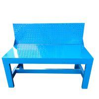 南山重型钢板工作桌,模具钢板桌定制,工厂模具操作台批发直销