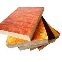 三胺纸贴面刨花板 装饰家具用 18MM 另有防潮芯 厂家定制欢迎咨询