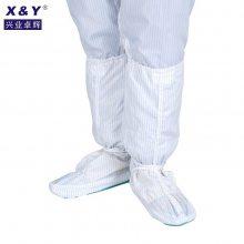 PVC布面防静电高筒鞋套防静电鞋套高筒鞋套批发防静电高筒鞋
