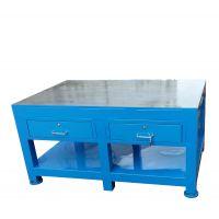 台州钢板台面模具工作台利欣工厂定制供应