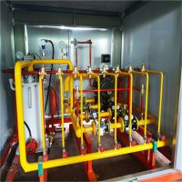 供应锅炉供气用6000方CNG减压站 免费安装 昂星