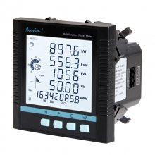 爱博精电Acuvim IIE系列大屏三相多功能显示仪表,产地北京,0.2s级,LCD显示,功能强大