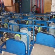 矿用BZ50/12.5X阻化剂喷射泵特点 矿用阻化剂液压泵