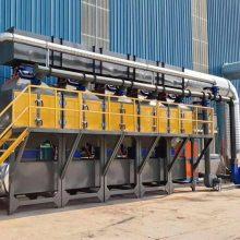 江西南昌铸造厂有机废气催化燃烧设备 催化燃烧设备厂家直销
