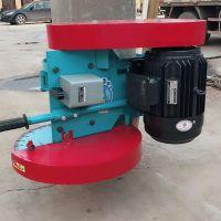 江苏无锡400型管桩切割机 便携式卡箍切桩机工作视频