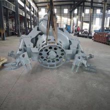 耐磨泥砂泵-双搅拌器挖掘机环保治理潜污泵技术指导