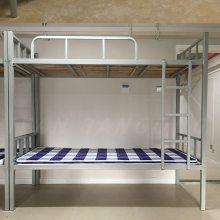 绵阳地区上下铺铁床 工地铁床 宿舍学生床 厂家直销送货安装