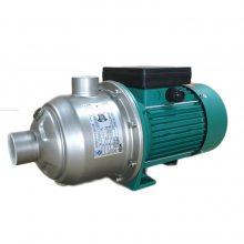 威乐水泵MHI802N-1/10/E/3-380不锈钢多级卧式离心泵 wilo循环泵