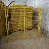 车间安全隔离网 临时护栏网现货 浸塑围栏网厂家