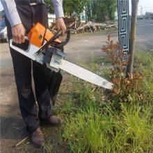 轻便易携带锯齿挖树机 手持式挖树机 苗木移栽机