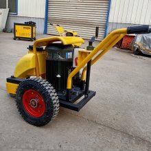 混凝土桩头切割机厂家 山东手推式电动锯桩机 700型地面切桩机