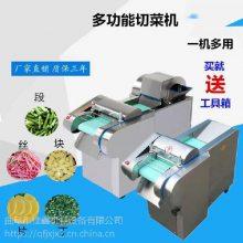 新款多功能商用切菜机 定做大型切丝机厂家 土豆茄子切片机 海带切丝机
