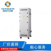 循环废气净化空调机组 厂房车间降温节能型循环废气处理空调机组