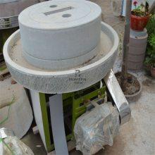 家用手动石磨豆浆 手动石磨米浆机 手摇豆腐小石磨