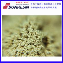 AB-8食品级大孔吸附树脂 黄酮、皂甙提取分离 厂家大量供应