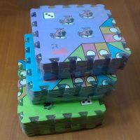 厂家平价订做飞行棋亲子游戏EVA玩具地垫宝宝防摔爬行垫 库存清仓