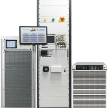 Chroma/致茂台湾 Model 80002电动车无线充电器自动测试系统