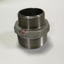 316L不锈钢变径内接 内牙接头DN50变DN40
