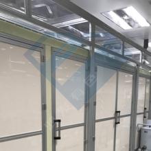 南京铝材厂专业定制铝型材框架 电子厂万级超洁净无尘室 源头厂家