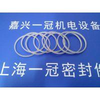 自主生产激光头切割机泛塞封 四氟V型U型弹簧标准件轴用密封圈