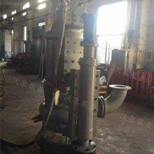 渣浆泵 砂浆泵 立式排污水泵 耐磨离心泵 液下泵