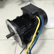 72V7.5KW 永磁直流无刷电机、液压油泵电机、低压轨道平车电机、电动游船电机