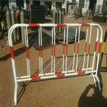 基坑铁马护栏多少钱 基坑周边护栏高度 电厂用隔离围栏