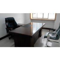 洛阳雷业 办公家具老板桌总裁桌大班台办公桌椅组合经理主管桌