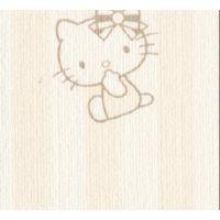 日本进口新科壁纸防霉墙纸hello kitty墙纸BB8884