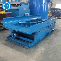 新疆沙金矿用鼓动溜槽 FGS-12蠕动溜槽 选金提金设备粘金溜槽价格