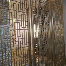 上海金属屏风酒店装饰不二之选