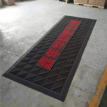 铝合金除尘垫-郑州华德地毯-除尘