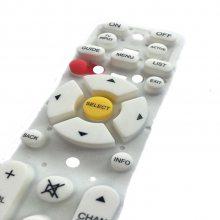 供应导电胶按键 橡胶耐磨按键 防水硅胶按键 河南硅胶制品厂