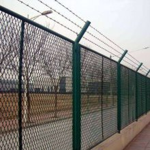阜宁县畜牧养殖围栏网-公路护栏多少钱一米-港口护栏网