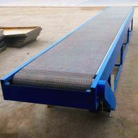 都用-不锈钢网带输送机 肉食分拣网带输送机 600宽网带输送机价格