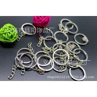厂家直销钥匙圈 平圈 光圈 适用于各种配件挂扣