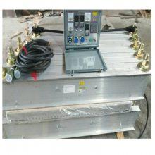 武汉华煤DSLJ-1400X830全自动铝合金皮带硫化机质优价廉质量有保证