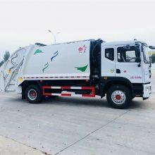 6方3吨压缩式徐工垃圾清运车 环卫压缩垃圾清运车价格
