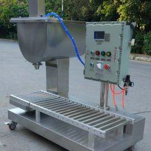 上海涂料油漆灌装机厂家 油墨过滤灌装设备