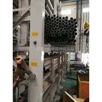 湖北伸缩悬臂货架规格 超长管材存取无忧 机械操作 节约成本和人力