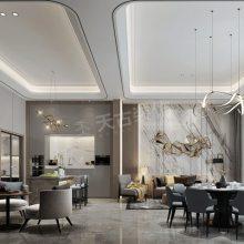 重庆700平米豪宅别墅装修,龙湖天琅装修效果图,新江与城别墅设计