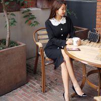 伊袖广州品牌女装桑蚕丝尾货批发公司折扣女装 北京服装尾货批发在哪里黄色婚纱礼服