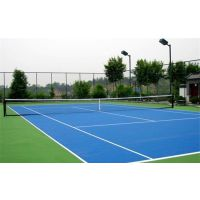 学校新国标耐磨硅pu篮球场地面施工 环保硅pu球场材料
